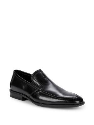 Fellini Leather Loafers...