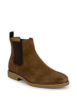 a5bb320b420 QUICK VIEW. Bruno Magli. Leather Slip-On Boots
