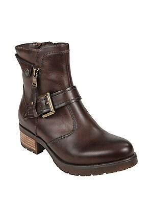e366f1d0fa3 Earth - Drumlin Leather Booties