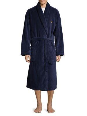 Plush Microfiber Robe...