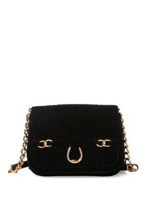 Velvet Crossbody Bag...
