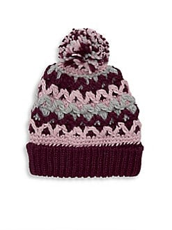 Product image. QUICK VIEW. Collection 18. Cable Knit Pom Beanie c224b0aedbf