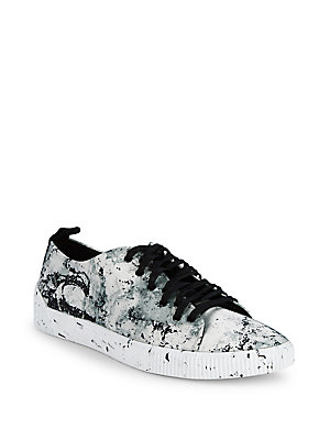f652c395935f6 HUGO BOSS - Zero Tenn Lace-Up Sneakers - lordandtaylor.com