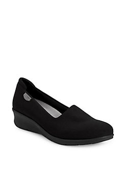 3ad1067890ae QUICK VIEW. Anne Klein. Shae Wedge Slip-On Shoes