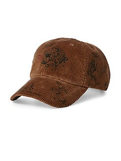 c883cc40e62a9 Product image. QUICK VIEW. Polo Ralph Lauren. Corduroy Baseball Cap