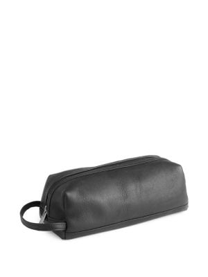 Leather Utility Bag @...