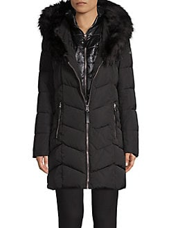 06c83da82830 Women's Fur and Faux-Fur Coats | Lord + Taylor