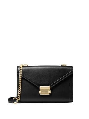 Whitney Small Leather...