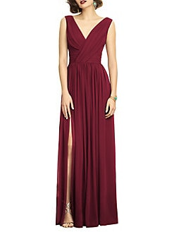 9a07b90b390c Product image. QUICK VIEW. Dessy Collection. Classic Chiffon Bridesmaid  Dress