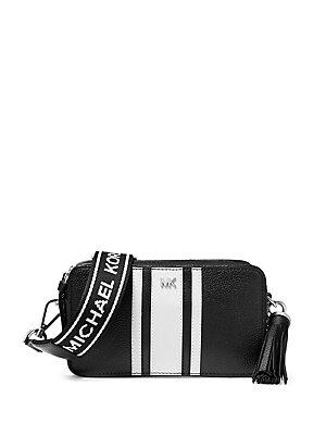 f195bc26ea3d MICHAEL Michael Kors - Small Leather Crossbody Camera Bag ...