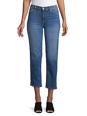 75c6dd2649e Hudson Jeans - Holly High-Rise Flare Jeans - lordandtaylor.com