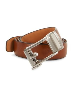 Exact Fit Leather Belt...