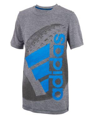 Boy's Short-Sleeve Sport...