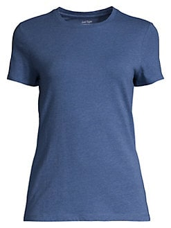 558f8e5700864f QUICK VIEW. Lord & Taylor. Short Sleeve Tee