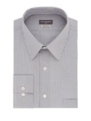 Striped Dress Shirt @...