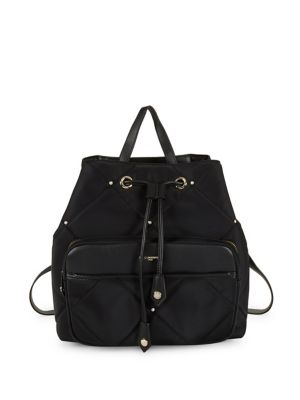Quincy Quilted Backpack...