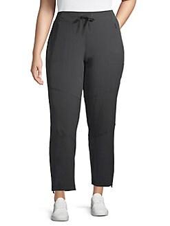 6faf8b3b58c Plus Size Pants  Dress Pants