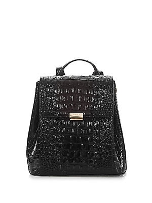 Brahmin , Melbourne Margo Leather Backpack