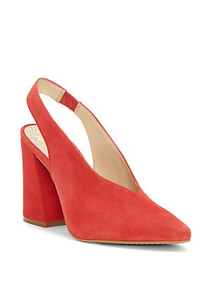 c70470485d Lord & Taylor - Lucie Suede Bow Pumps - lordandtaylor.com