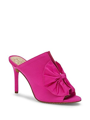 7aa5e83d1c64 Vince Camuto - Cachita Bow Mules - lordandtaylor.com