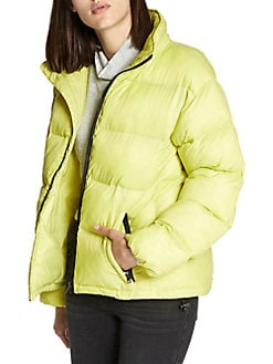 c1e681fabb QUICK VIEW. Sanctuary. Just Chill Cropped Puffer Jacket