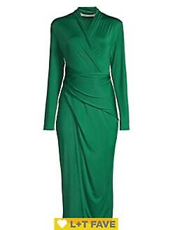 39f0ca11ca6 QUICK VIEW. RACHEL Rachel Roy. Bret Long-Sleeve Wrap Dress