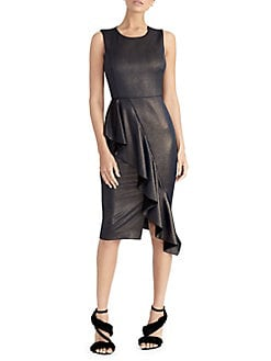 d0996c91e52d7 QUICK VIEW. RACHEL Rachel Roy. Augustine Ruffle Sheath Dress