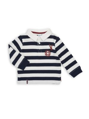Baby Boy's Rugby Polo...