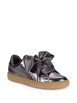 18fee785205d QUICK VIEW. PUMA. Metallic Lace-Up Sneakers