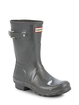 6d2fae5da1a Hunter - Women's Original Gloss Rainboots - lordandtaylor.com