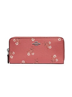c027aab73d6d Snake-Print Foldover Leather Wallet. $118.00 · Floral Canvas Wallet PINK.  QUICK VIEW. Product image