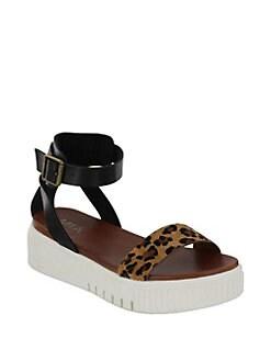 fb7a9ebe010d QUICK VIEW. Mia. Lunna Leopard Print Sandals