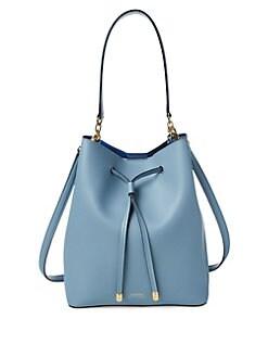 ede83f56d00c Product image. QUICK VIEW. Lauren Ralph Lauren. Debby Drawstring Bag