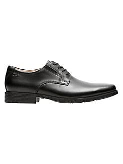 bc89a7d61ec2c3 Tilden Leather Dress Shoes BLACK. QUICK VIEW. Product image. QUICK VIEW.  Clarks