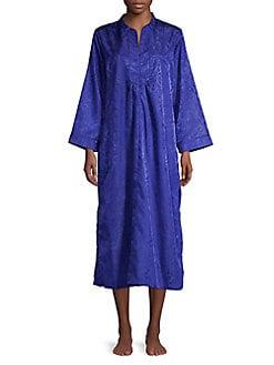 3f7700dc6e QUICK VIEW. Miss Elaine. Jacquard Kimono Robe