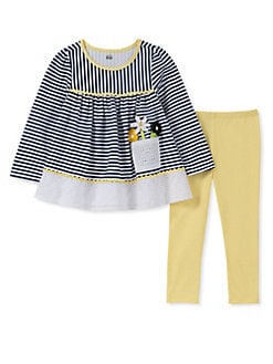 65984cceb4 Little Girl s 2-Piece Striped Tunic   Leggings Set ASSORTED. QUICK VIEW.  Product image. QUICK VIEW. Kids Headquarters