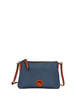 1f5fac3022 QUICK VIEW. Dooney   Bourke. Leather Crossbody Pouchette