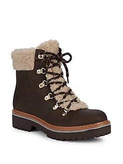 0178c129ab78f7 QUICK VIEW. Tommy Hilfiger. Ron Faux Fur Treaded Boots