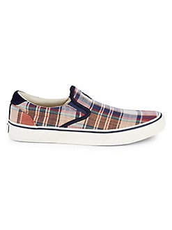 QUICK VIEW. Polo Ralph Lauren. Madras Plaid Slip On Sneakers.  70.00. extra  30% off use code friends · Botanical Canvas Sneakers GREEN ... 1217a94da