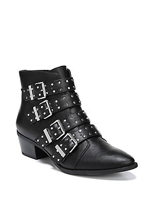 e206dd962307d Circus by Sam Edelman - Hutton Multi-Buckle Ankle Boots - lordandtaylor.com