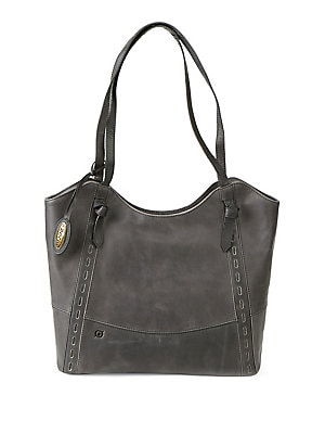 159a0c64dfd1 Born - Hampton Distressed Leather Crossbody Bag - lordandtaylor.com