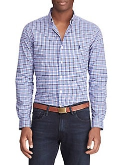 3c39ff31 Polo Ralph Lauren | Men - Clothing - Casual Button-Down Shirts ...