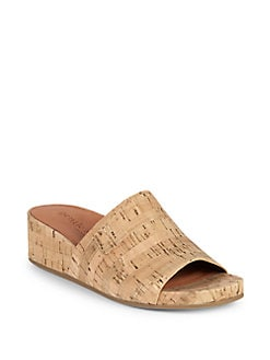 2d97828ee4 QUICK VIEW. Gentle Souls by Kenneth Cole. Classic Wedge Sandals