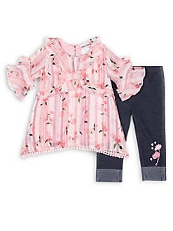 611ae6c9c Newborn & Toddler Baby Girl Clothes | Lord + Taylor