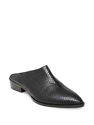 1c20cb9ad43 Steven by Steve Madden - Andrew Leather Pointed Mules