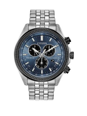 Image of Brycen Chronograph Stainless Steel Bracelet Watch