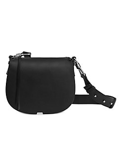 QUICK VIEW. Allsaints. Captain Round Leather Crossbody b5227345b3fdc