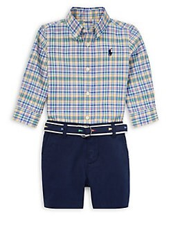 614bb0bc0 QUICK VIEW. Ralph Lauren Childrenswear. Baby Boy's ...