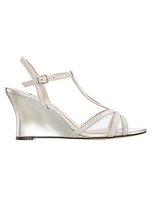 8825815bebc6 Nina - Viveca Embellished Sandals - lordandtaylor.com