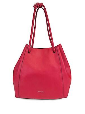 cea366e067ea Nanette By Nanette Lepore - Abigail Faux Leather Shoulder Bag ...